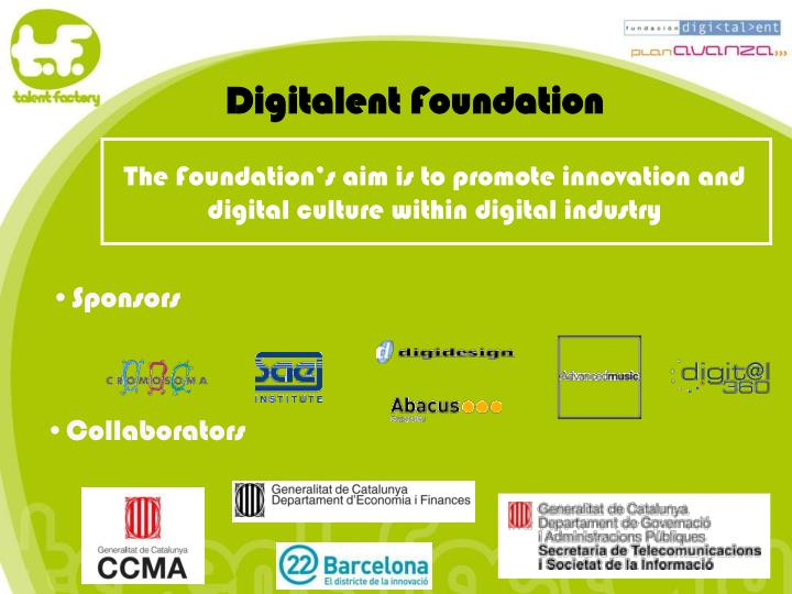 Digitalent foundation