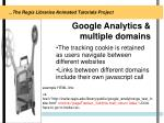google analytics multiple domains33