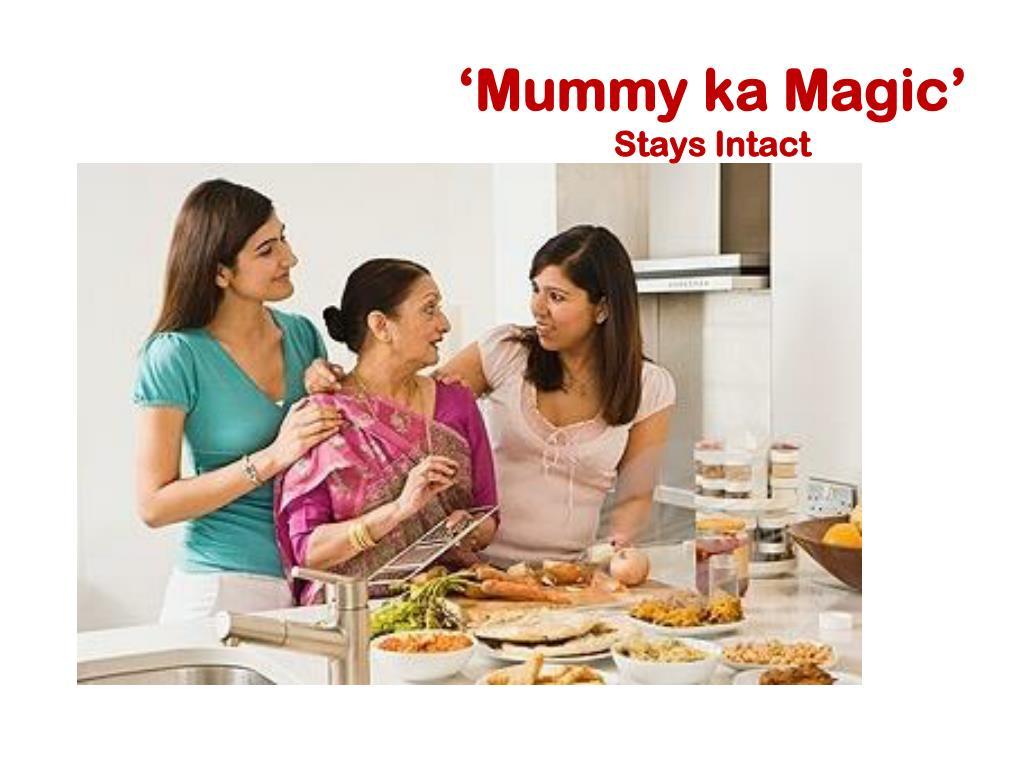 'Mummy ka Magic'