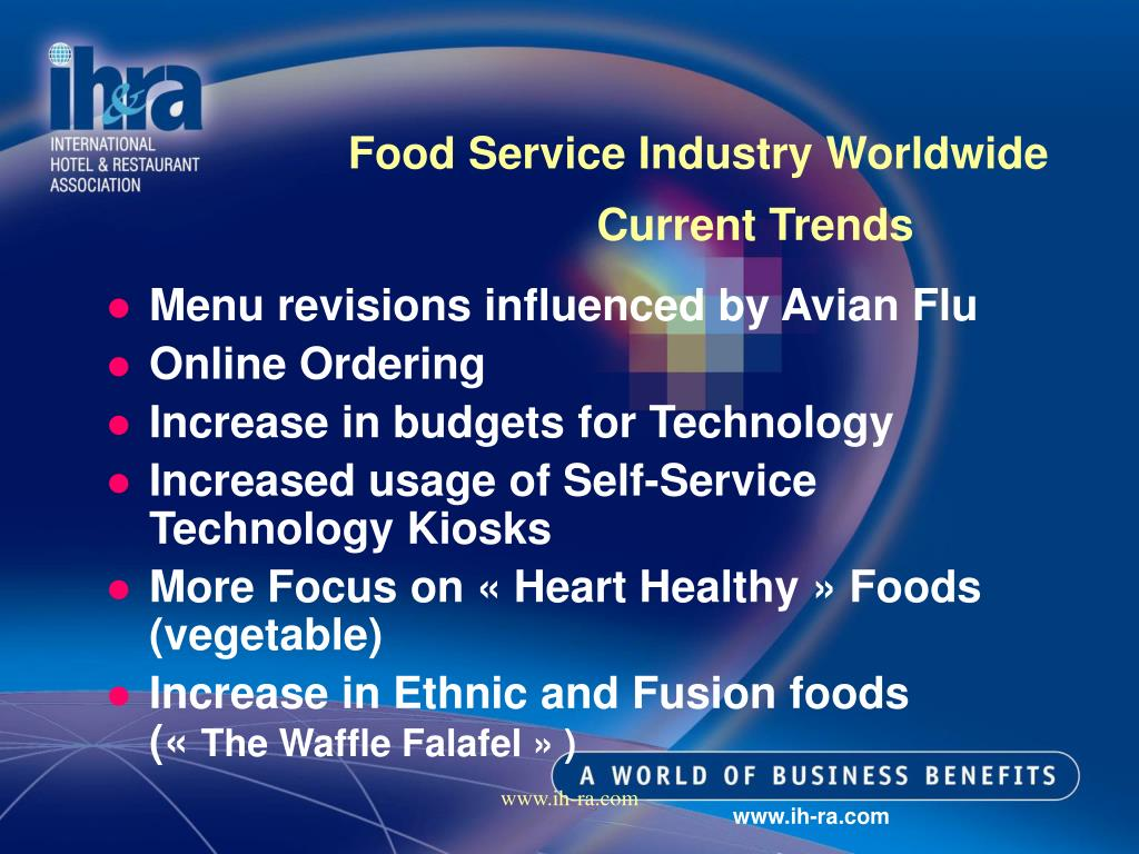 Food Service Industry Worldwide