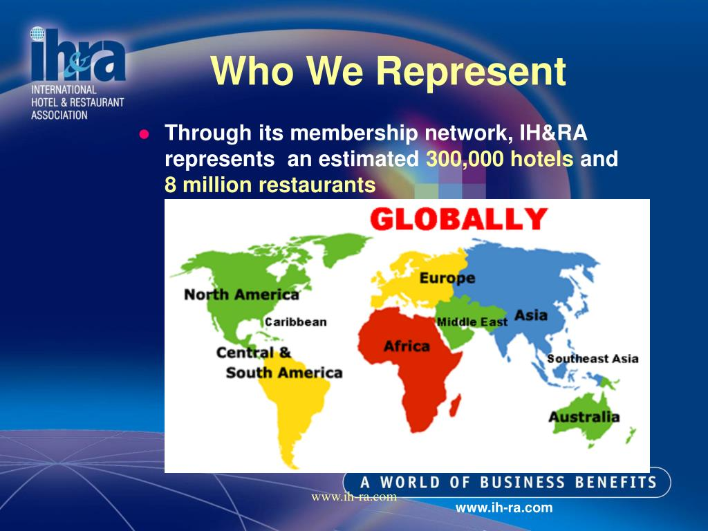 Who We Represent