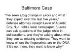 baltimore case