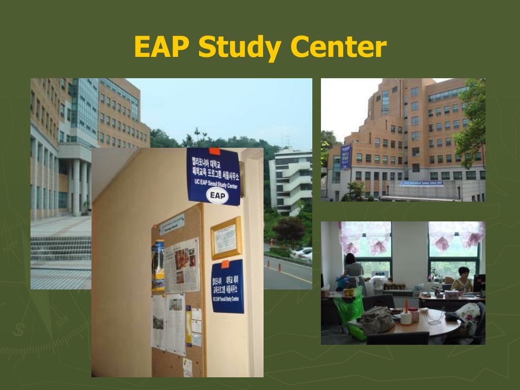 EAP Study Center