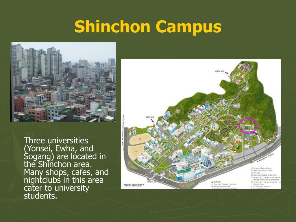 Shinchon Campus