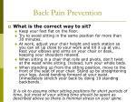back pain prevention42