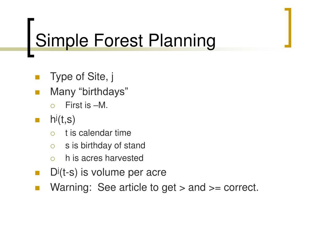 Type of Site, j