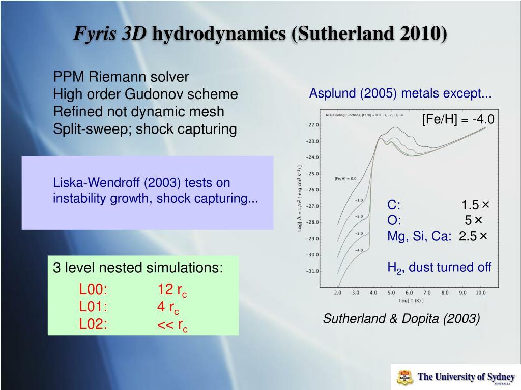 PPM Riemann solver