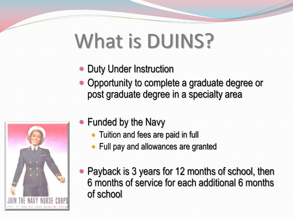 What is DUINS?