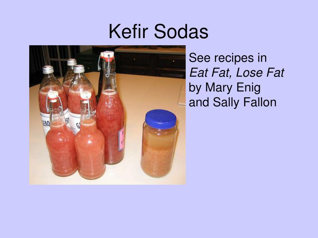 Kefir Sodas