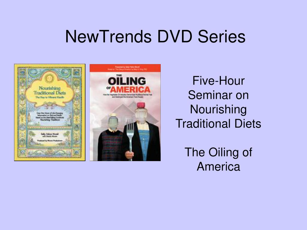 NewTrends DVD Series