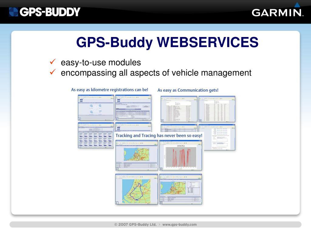 GPS-Buddy