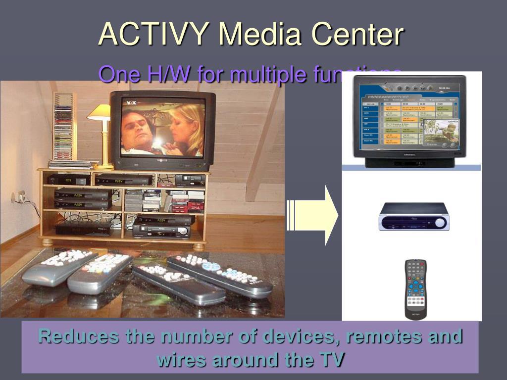 ACTIVY Media Center