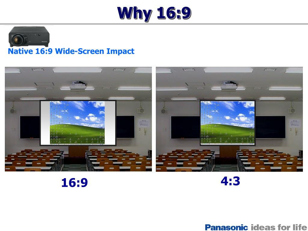 Why 16:9