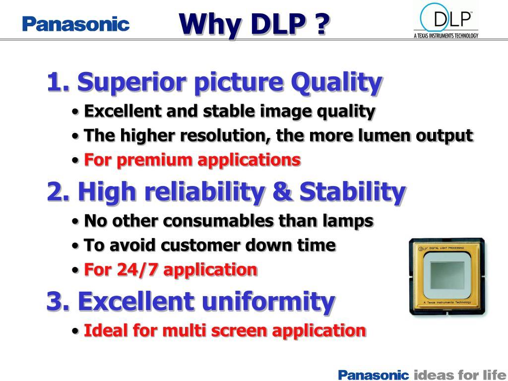 Why DLP ?