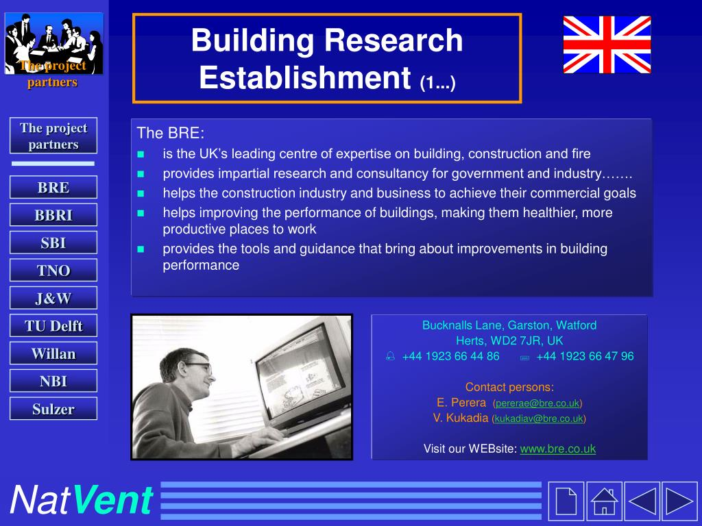 Building Research Establishment