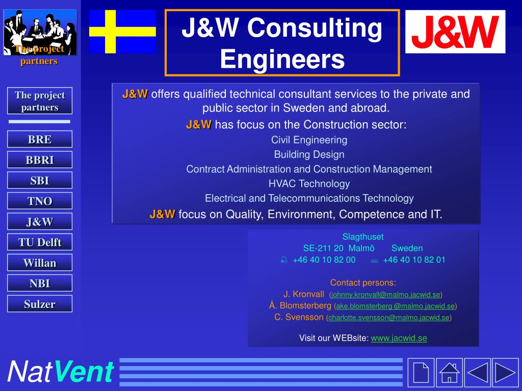 J&W Consulting Engineers