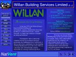 willan building services limited 1