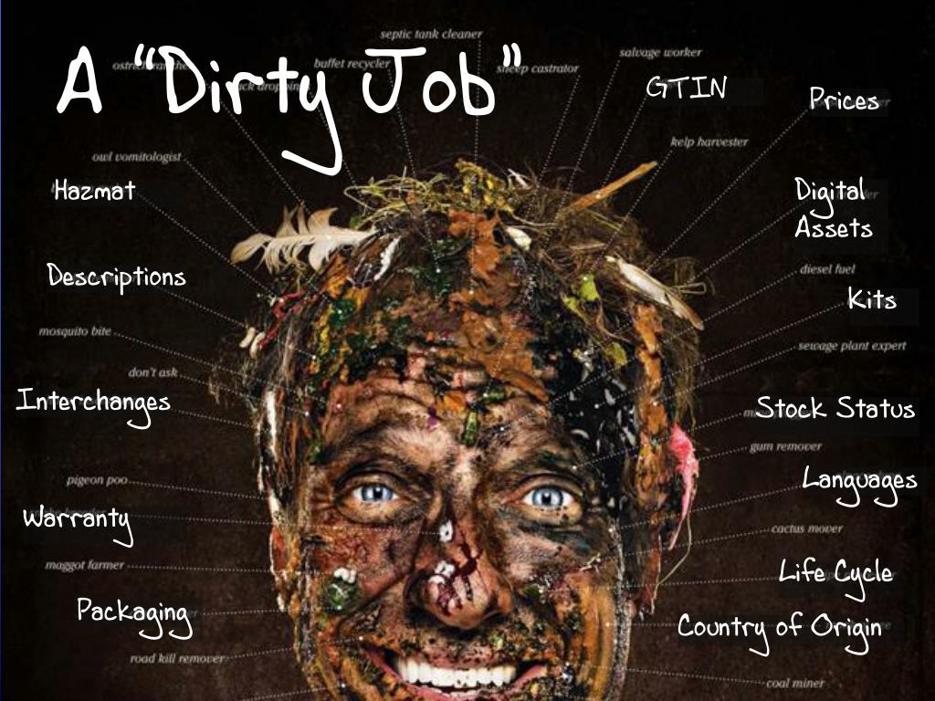 "A ""Dirty Job"""