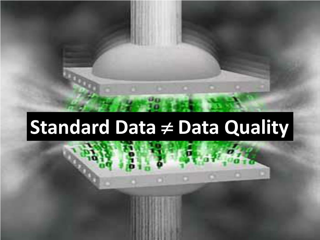 Standard Data