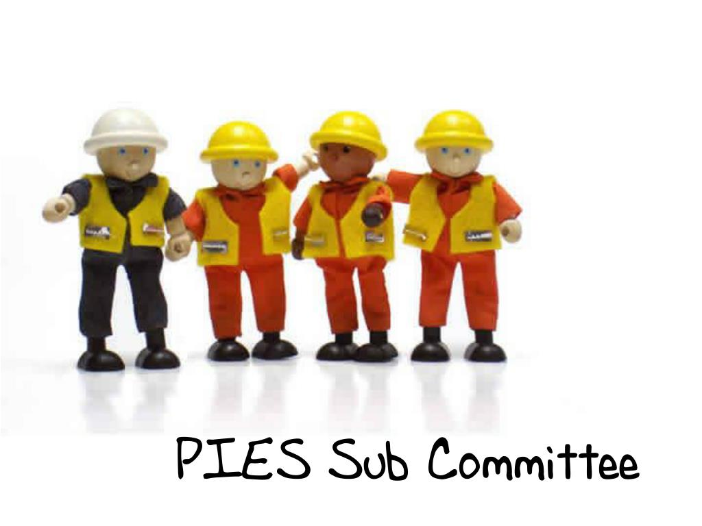 PIES Sub Committee