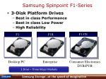 samsung spinpoint f1 series