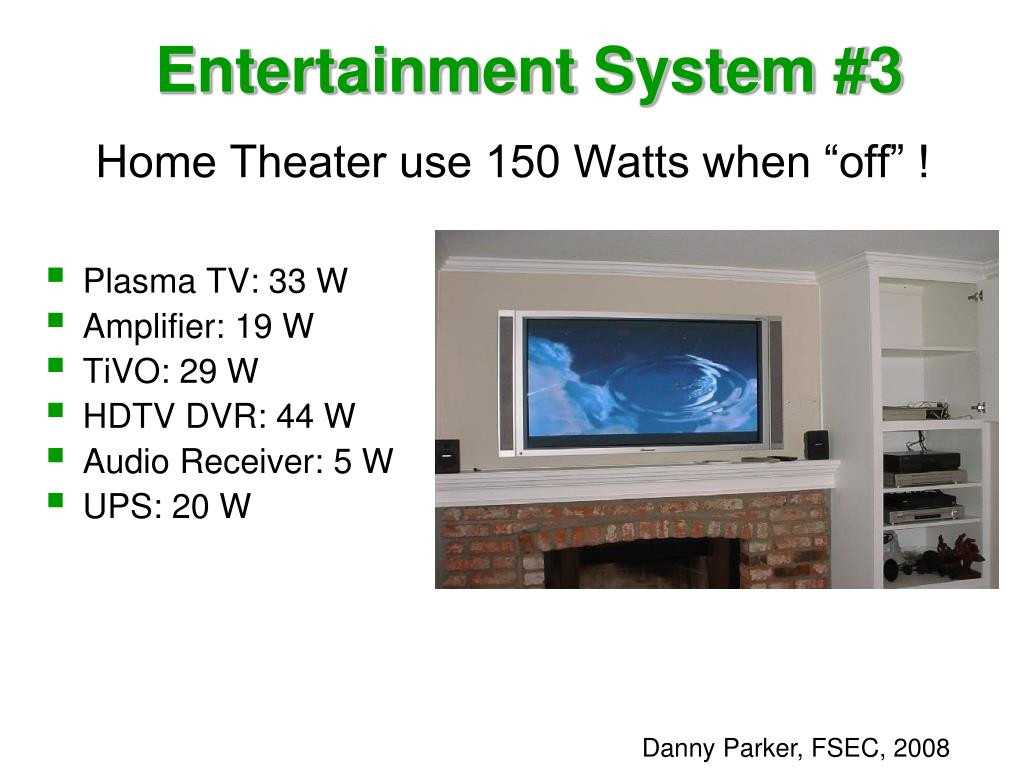 Entertainment System #3