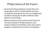 philips house of the future