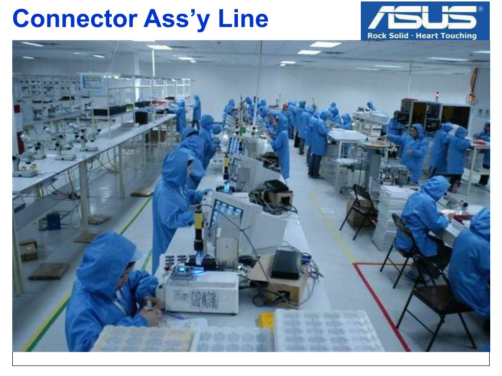 Connector Ass'y Line
