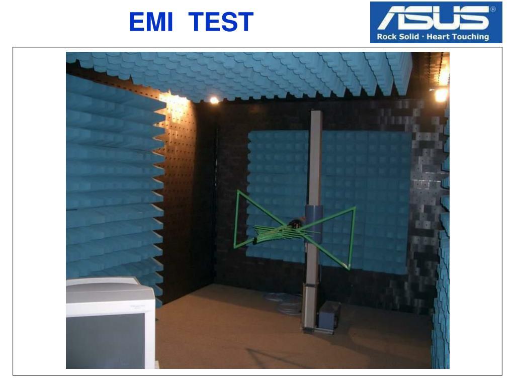 EMI  TEST