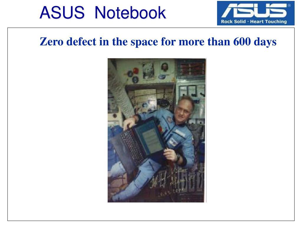 ASUS  Notebook
