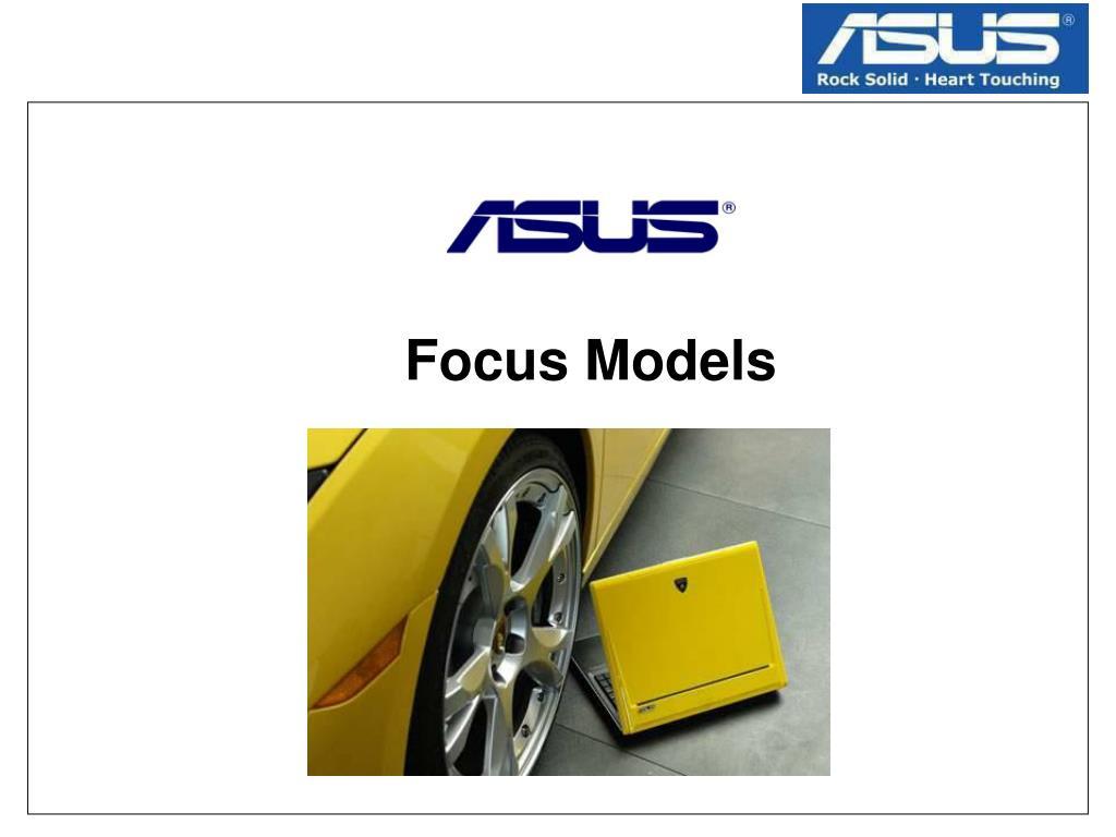 Focus Models