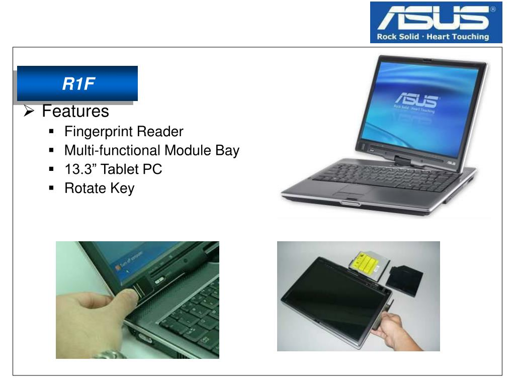 ASUS Mobility Notebook