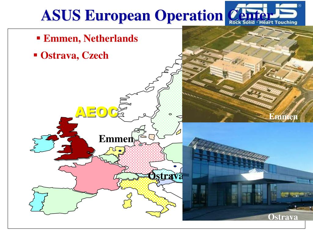 ASUS European Operation Center