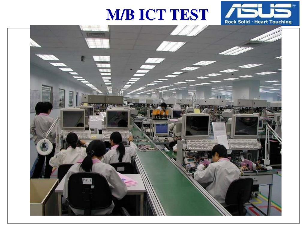 M/B ICT TEST