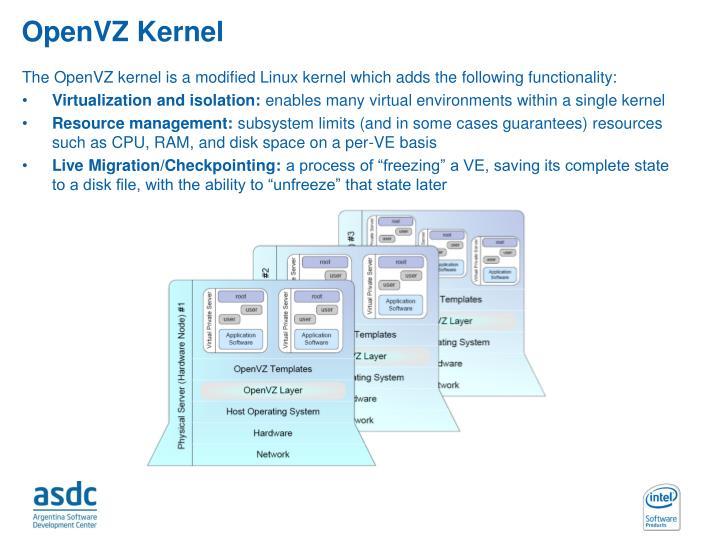 OpenVZ Kernel