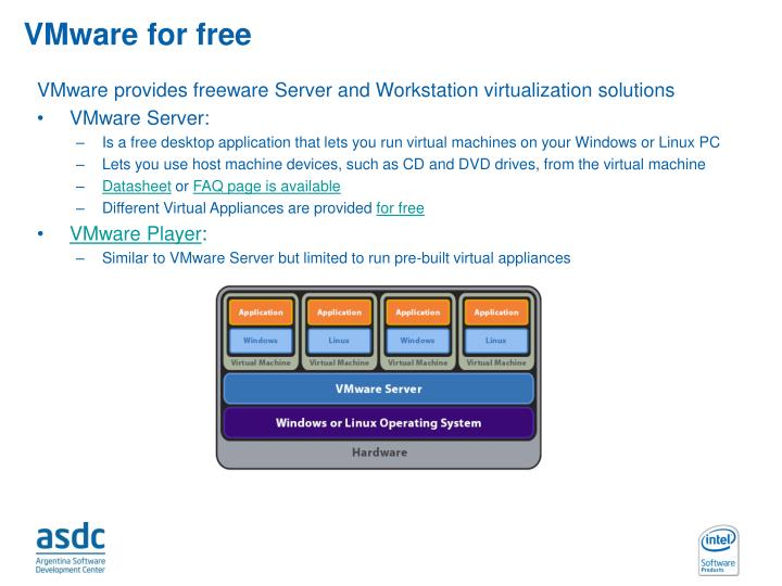 VMware for free