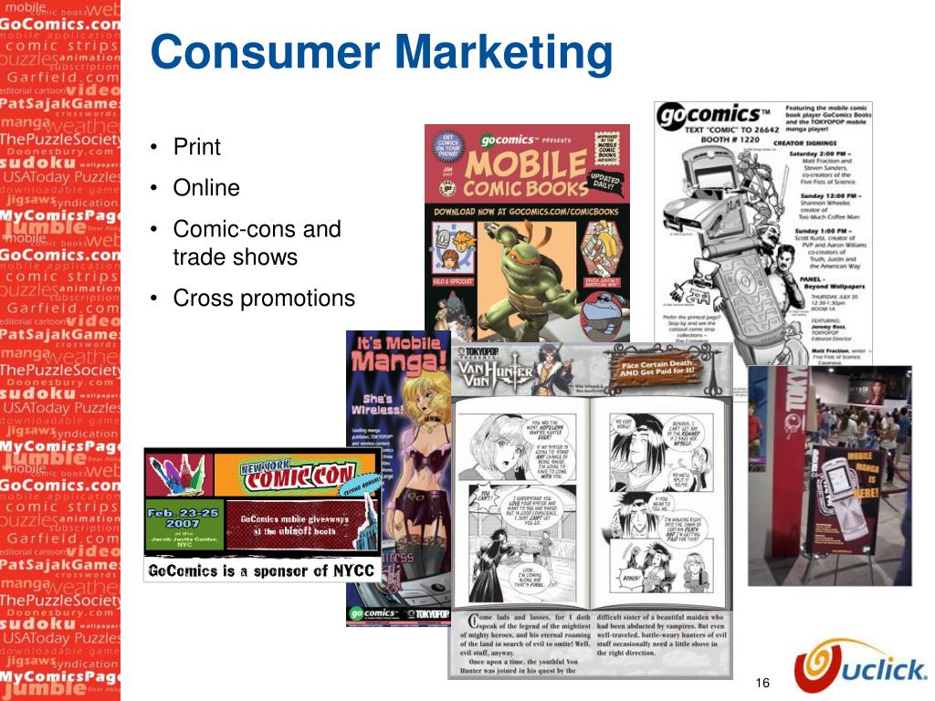Consumer Marketing