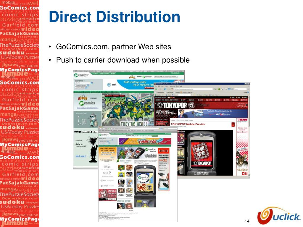 Direct Distribution