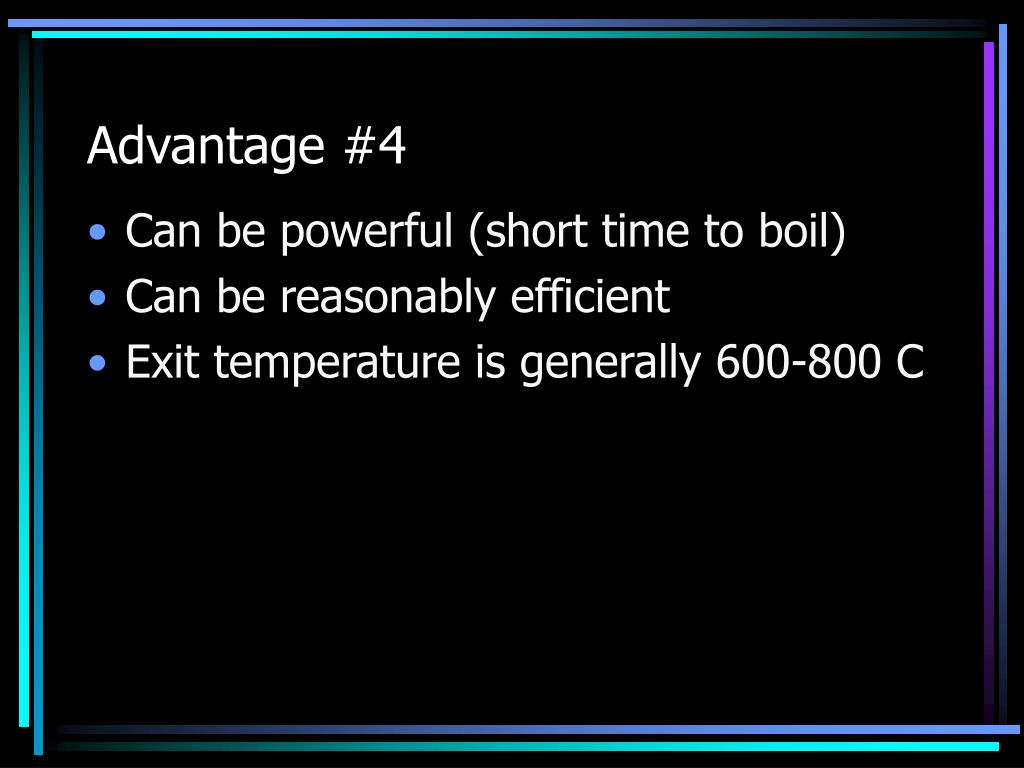 Advantage #4