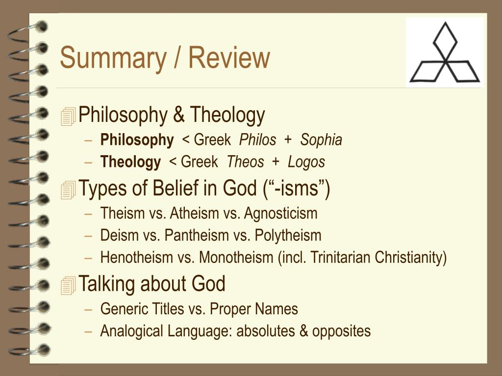 Summary / Review