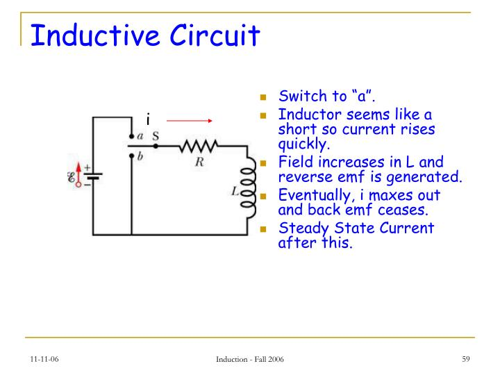 Inductive Circuit
