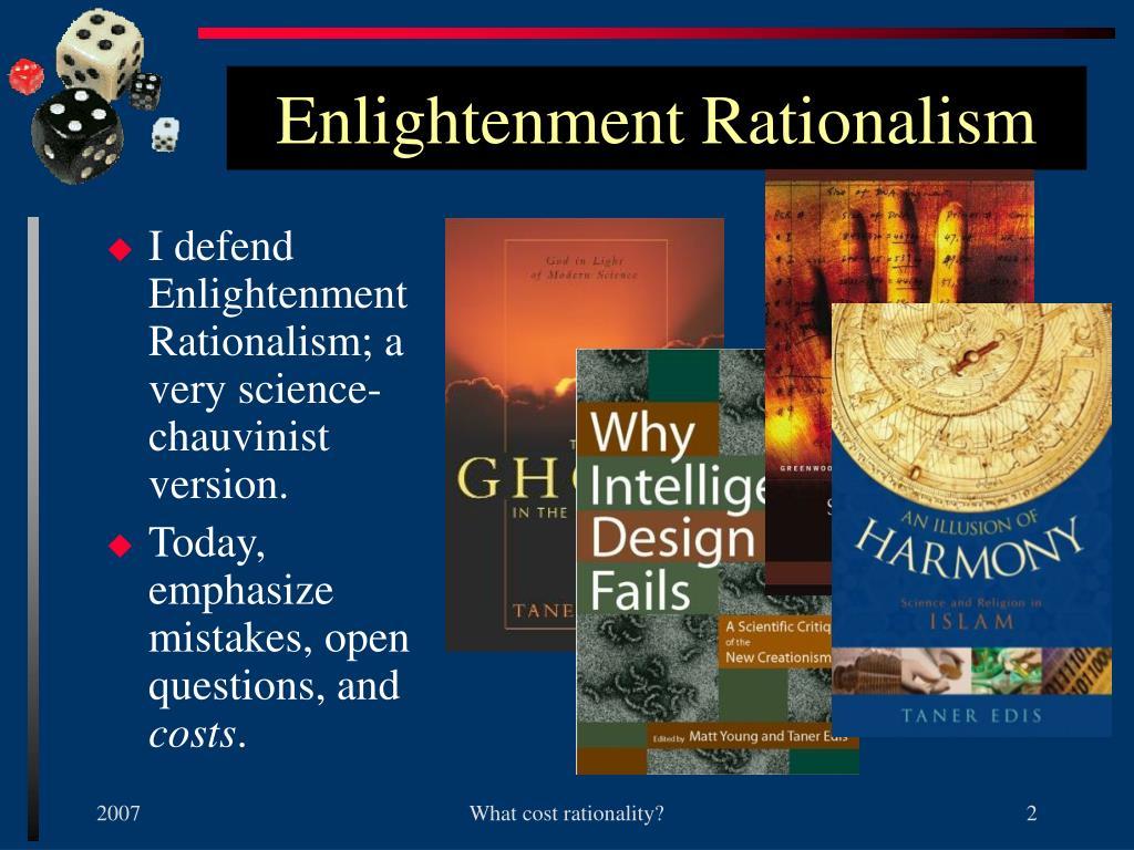 Enlightenment Rationalism