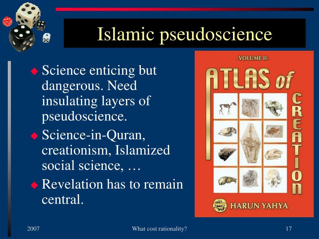 Islamic pseudoscience