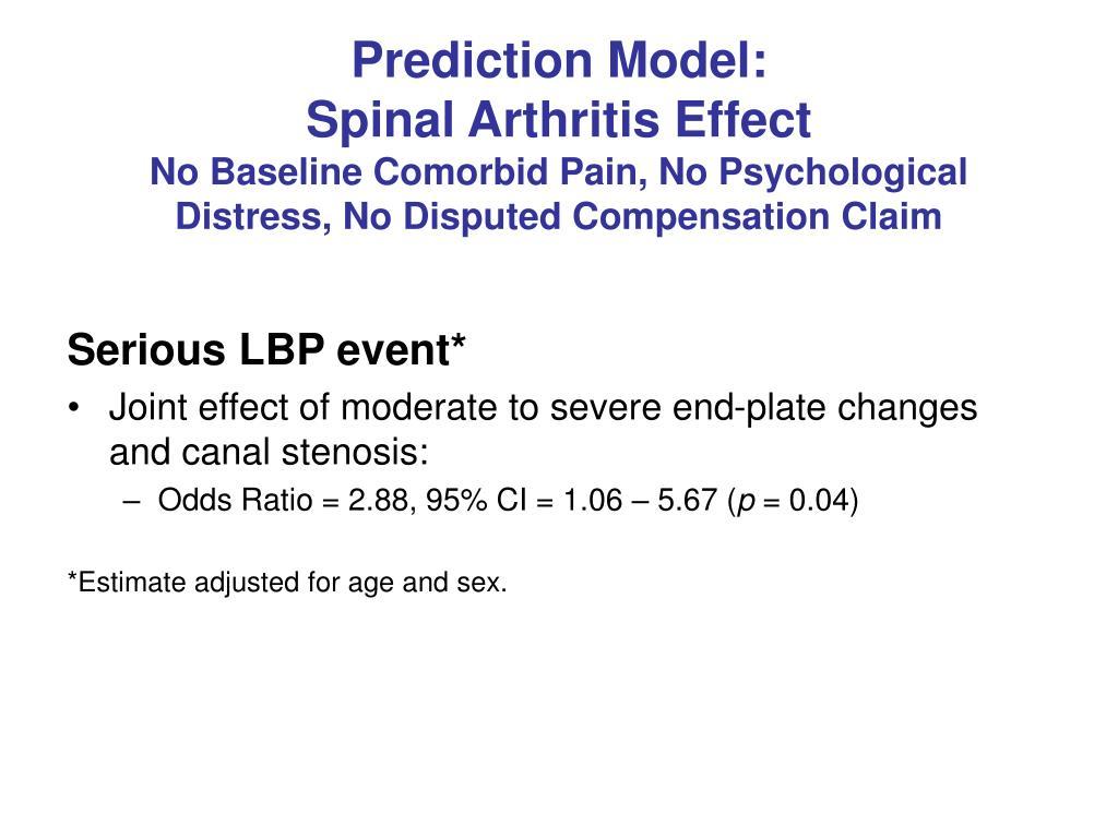 Prediction Model: