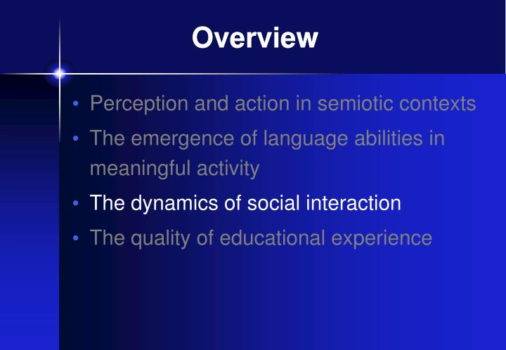 an overview of the forms of conversations in social interaction These types of social information are often at play during social encounters, so could it be that interaction sensitivity in the psts is actually due to differences in face, body, or theory of mind processing instead to figure out whether this was the case, we ran a second fmri experiment here the videos that.
