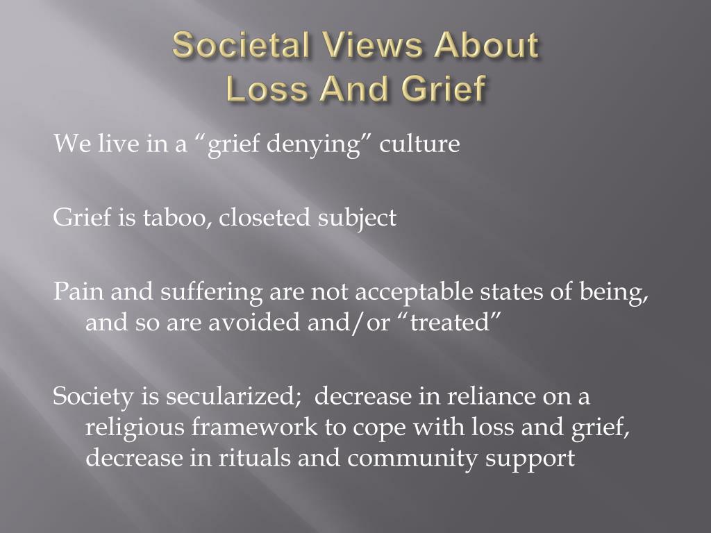 Societal Views About