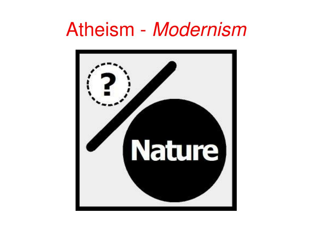 Atheism -