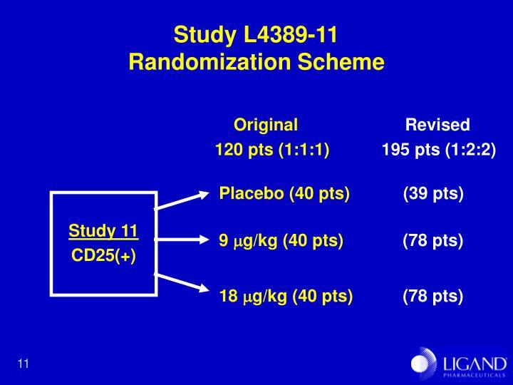 Study L4389-11
