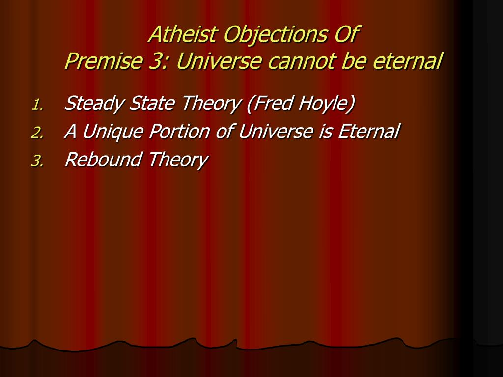 Atheist Objections Of