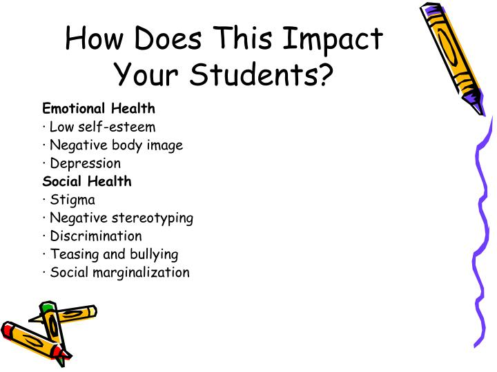 How Does This Impact Your Students?